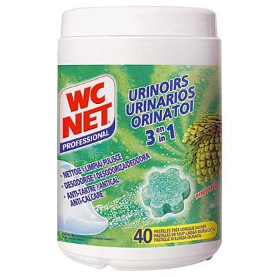 Pastilles pour urinoirs 40 Pastilles - paquet 40 unités (photo)