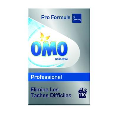 Lessive en poudre concentrée Pro Formula - baril de 110 doses - paquet 8 kilogrammes (photo)