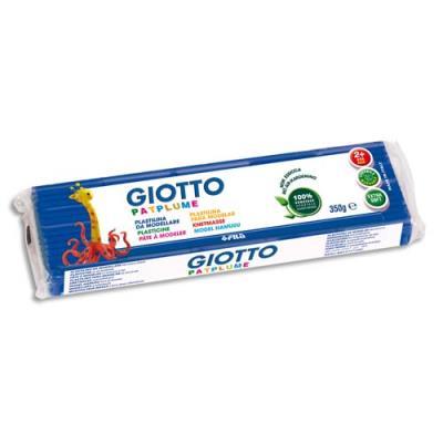 Pâte à modeler Patplume 350g / Bleu foncé Ecole