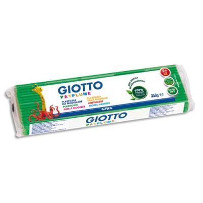 Pâte à modeler Patplume 350 g / Vert clair Ecole (photo)