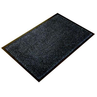 Tapis d'accueil Floortex Ultimat - 90 x 150 cm - trafic intense - gris (photo)