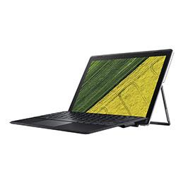 Acer Switch 3 SW312-31-P3NV - Tablette - avec clavier détachable - Pentium N4200 / 1.1 GHz - Windows 10 Home 64 bits en mode S - 4 Go RAM - 64 Go eMMC - 12.2