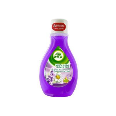 Mèche désodorisante Airwick - parfum Lavande - 375ml