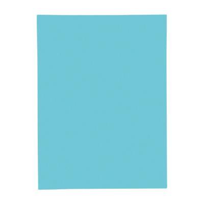 Chemise à un rabat Nature Future Jura 200 feuilles A4 24 x 32 cm - bleu clair pastel - paquet 100 unités