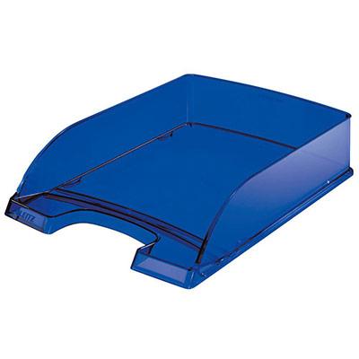 Bac à courrier Leitz Plus - bleu foncé