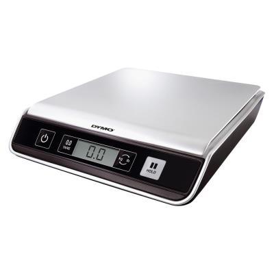 Pèse-lettre Mailing USB numérique ou piles capacité 10 Kg - L41,5 x H4,85 x P40 cm