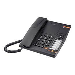 Alcatel Temporis 380 - Téléphone filaire - noir (photo)