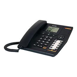 Alcatel Temporis 880 - Téléphone filaire avec ID d'appelant (photo)