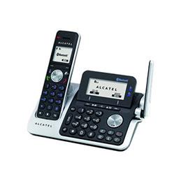 Alcatel XP2050 - Téléphone sans fil - système de répondeur - interface Bluetooth avec ID d'appelant - DECTGAP (photo)