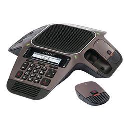 Alcatel Conference IP1850 - Téléphone VoIP de conférence - SIP, SIP v2 - 3 lignes (photo)