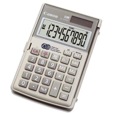 Canon calculatrice de poche ls10teg 4422b001 (photo)