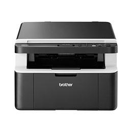 Brother DCP-1612WVB - Imprimante multifonctions - Noir et blanc - laser - 215.9 x 300 mm (original) - A4/Legal (support) - jusqu'à 20 ppm (copie) - jusqu'à 20 ppm (impression) - 150 feuilles - USB 2.0, Wi-Fi(n) (photo)