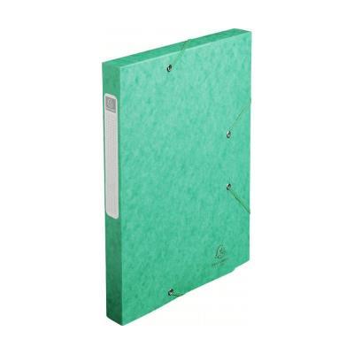 Boîte de Classement Cartobox - dos 25 mm - 240 x 320 mm pour format A4 - vert