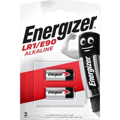 Pile alcaline LR1 / E90 Energizer - lot de 2