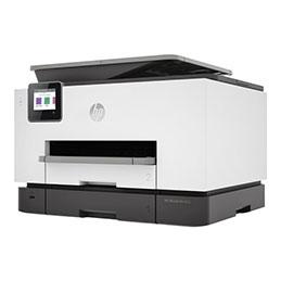 HP Officejet Pro 9020 All-in-One - Imprimante multifonctions - couleur - jet d'encre - Legal (216 x 356 mm) (original) - A4/Legal (support) - jusqu'à 23 ppm (copie) - jusqu'à 24 ppm (impression) - 250 feuilles - USB 2.0, LAN, Wi-Fi(n), hôte USB