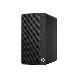 HP 285 G3 - Micro-tour - Ryzen 5 2400G / 3.6 GHz - RAM 8 Go - SSD 256 Go - NVMe, HP Value - graveur de DVD - Radeon RX Vega 11 - GigE - Win 10 Pro 64 bits - moniteur : aucun - clavier : Français (photo)
