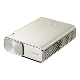 ASUS ZenBeam GO E1Z - Projecteur DLP - LED - 150 ANSI lumens - WVGA (854 x 480) - 16:9 (photo)