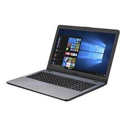 ASUS P15 P1504UA-BR332R - Core i3 7020U / 2.3 GHz - Win 10 Pro - 4 Go RAM - 500 Go HDD - 15.6