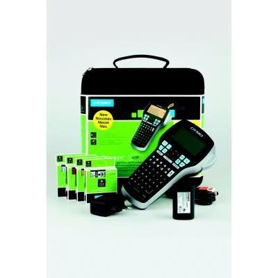 Kit Titreuse portable label Manager 420P avec malette et rubans