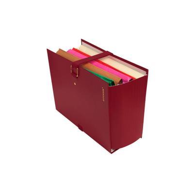 Chemise extensible Extensor® de Claircell - dos 10 cm - coloris assortis finition imitation cuir