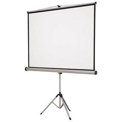 Ecran de projection sur pied 175 x 132cm