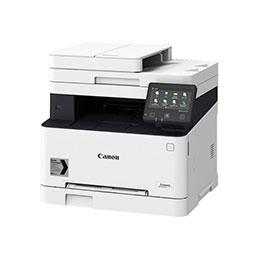 Canon i-SENSYS MF643Cdw - Imprimante multifonctions - couleur - laser - A4 (210 x 297 mm), Legal (216 x 356 mm) (original) - A4/Legal (support) - jusqu'à 21 ppm (copie) - jusqu'à 21 ppm (impression) - 250 feuilles - USB 2.0, Gigab... (photo)