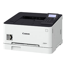 Canon i-SENSYS LBP623Cdw - Imprimante - couleur - Recto-verso - laser - A4/Legal - 1200 x 1200 ppp - jusqu'à 21 ppm (mono) / jusqu'à 21 ppm (couleur) - capacité : 250 feuilles - USB 2.0, Gigabit LAN, Wi-Fi(n), hôte USB (photo)