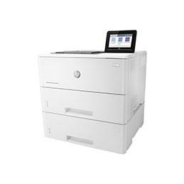 HP LaserJet Enterprise M507x - Imprimante - Noir et blanc - Recto-verso - laser - A4/Legal - 1200 x 1200 ppp - jusqu'à 43 ppm - capacité : 1200 feuilles - USB 2.0, Gigabit LAN, Wi-Fi(n), hôte USB 2.0, Bluetooth LE
