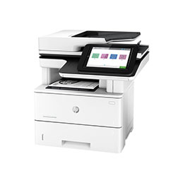 HP LaserJet Enterprise MFP M528dn - Imprimante multifonctions - Noir et blanc - laser - Legal (216 x 356 mm) (original) - A4/Legal (support) - jusqu'à 43 ppm (copie) - jusqu'à 43 ppm (impression) - 650 feuilles - USB 2.0, Gigabit LAN, hôte USB 2.0 (photo)
