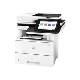 HP LaserJet Enterprise MFP M528dn - Imprimante multifonctions - Noir et blanc - laser - Legal (216 x 356 mm) (original) - A4/Legal (support) - jusqu'à 43 ppm (copie) - jusqu'à 50 ppm (impression) - 650 feuilles - USB 2.0, Gigabit LAN, hôte USB 2.0 (photo)