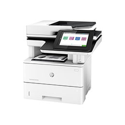 HP LaserJet Enterprise MFP M528f - Imprimante multifonctions - Noir et blanc - laser - Legal (216 x 356 mm) (original) - A4/Legal (support) - jusqu'à 43 ppm (copie) - jusqu'à 43 ppm (impression) - 650 feuilles - 33.6 Kbits/s - USB 2.0, Gigabit LAN, hôte USB 2.0 (photo)