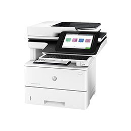 HP LaserJet Enterprise Flow MFP M528z - Imprimante multifonctions - Noir et blanc - laser - Legal (216 x 356 mm)/A4 (210 x 297 mm) (original) - A4/Legal (support) - jusqu'à 43 ppm (copie) - jusqu'à 45 ppm (impression) - 650 feuilles - 33.6 Kbits/s - USB 2.0, Gigabit LAN, Wi-Fi(n), NFC, hôte USB 2.0 (photo)