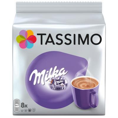 T-Discs saveur chocolat - 8 doses - paquet 16 unités
