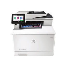 HP Color LaserJet Pro MFP M479fdn - Imprimante multifonctions - couleur - laser - Legal (216 x 356 mm) (original) - A4/Legal (support) - jusqu'à 27 ppm (copie) - jusqu'à 27 ppm (impression) - 300 feuilles - 33.6 Kbits/s - USB 2.0, LAN, hôte USB (photo)