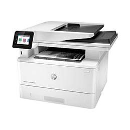 HP LaserJet Pro MFP M428dw - Imprimante multifonctions - Noir et blanc - laser - Legal (216 x 356 mm) (original) - A4/Legal (support) - jusqu'à 38 ppm (copie) - jusqu'à 38 ppm (impression) - 350 feuilles - USB 2.0, Gigabit LAN, Wi-Fi(n), hôte USB