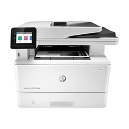 HP LaserJet Pro MFP M428fdw - Imprimante multifonctions - Noir et blanc - laser - Legal (216 x 356 mm) (original) - A4/Legal (support) - jusqu'à 38 ppm (copie) - jusqu'à 38 ppm (impression) - 350 feuilles - 33.6 Kbits/s - USB 2.0, Gigabit LAN, Wi-Fi(n), hôte USB (photo)