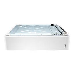 HP - Bacs pour supports - 550 feuilles dans 1 bac(s) - pour LaserJet Enterprise MFP M776; LaserJet Enterprise Flow MFP M776
