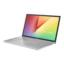 ASUS VivoBook 17 X712FB-AU212T - Core i7 8565U / 1.8 GHz - Windows 10 Home - 8 Go RAM - 512 Go SSD - 17.3