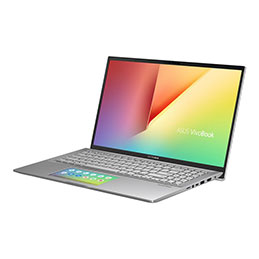 ASUS VivoBook S15 S532FA-BQ058T - Core i5 8265U / 1.6 GHz - Windows 10 Home - 8 Go RAM - 512 Go SSD - 15.6