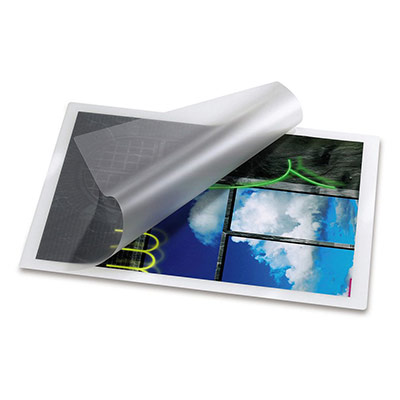 Pochettes de plastification A3 - 2 x 125 microns - boîte de 100