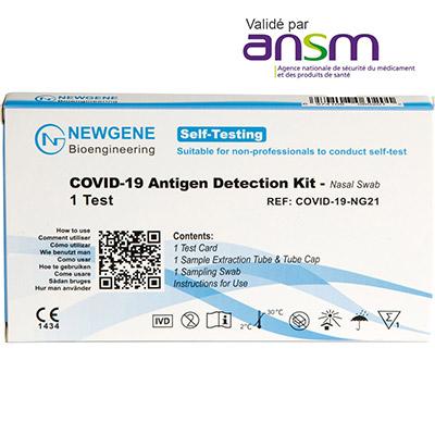 Autotest Flowflex Antigénique Covid-19 - agrée ANSM
