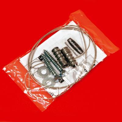 Kit de sécurité pour borne cigarette Groundskeeper Tuscan Noir (photo)