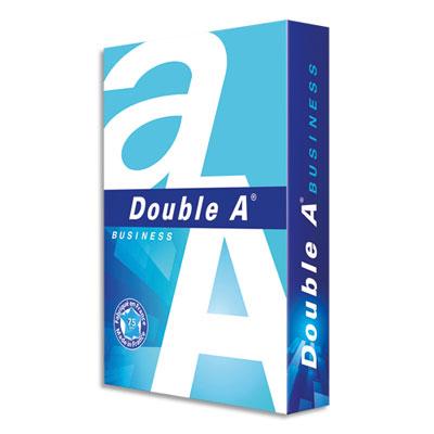 Papier Double A CIE 165 - extra blanc - 75g - A4 - ramette de 500 feuilles