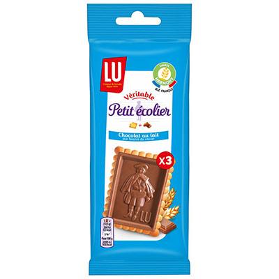 Paquet de gâteaux Petit Ecolier Pocket 37,5 g - boîte 21 paquets