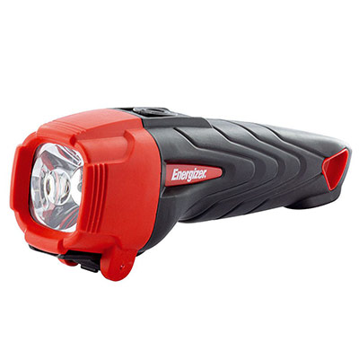 Lampe torche Energizer Impact Rubber - Led - 2AA
