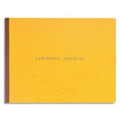 Piqûre contrôle médical Le Dauphin - 24x32 cm - 40 pages (photo)