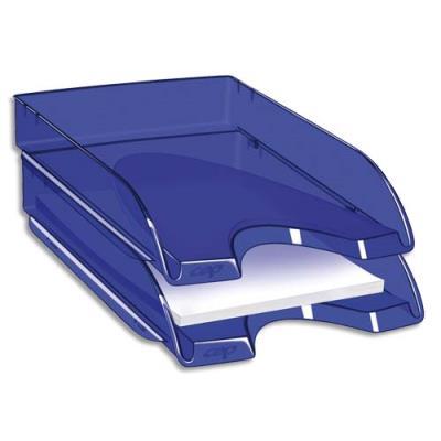 Corbeille à courrier Cep Pro Happy - Bleu électrique (photo)