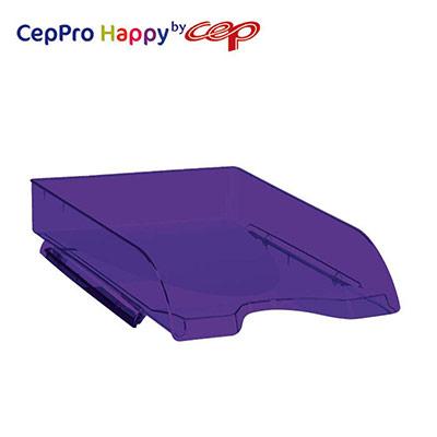Corbeille à courrier Cep Pro Happy - ultra violet