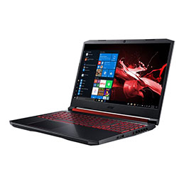 Acer Nitro 5 AN515-54-59TP - Core i5 9300H / 2.4 GHz - Win 10 Familiale 64 bits - 8 Go RAM - 128 Go SSD + 1 To HDD - 15.6