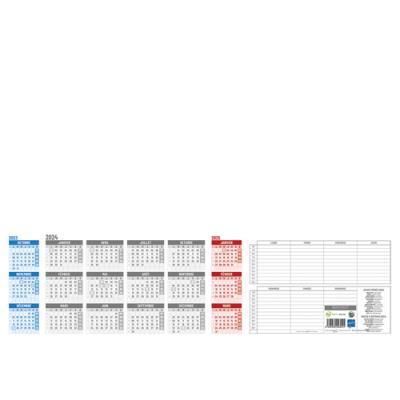 Sous main 25 feuilles - format: 54 x 38,5